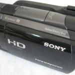 SONY HDR-XR520V ビデオカメラ