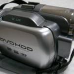 ビデオカメラを初期化した。 HITACHI WOOO DZ-HS503