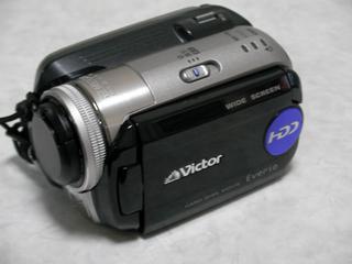 PCへデータ送信中にエラーが発生。 Victor Everio GZ-MG77