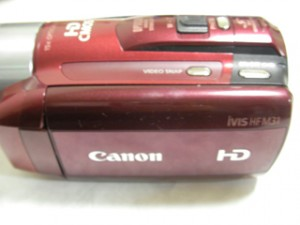 Canon iVIS HF M31