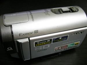 フォーマットエラーになり、フォーマットした。 SONY HDR-CX370V 【復旧事例】
