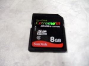 メモリーカードエラーと表示される。 Lumix DMC-FT1 【復旧事例】