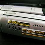 操作を誤り、初期化した。 SONY HDR-XR500V 【復旧事例】