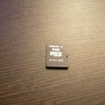microSDカード 復旧