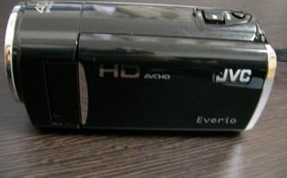 ファイルを消去した。 Victor GZ-HM450-B Everio 8GB フルハイビジョンメモリームービー 【復旧事例】