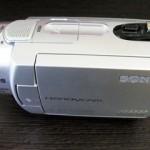 SONY ハンディカム DCR-SR300 データ復旧事例