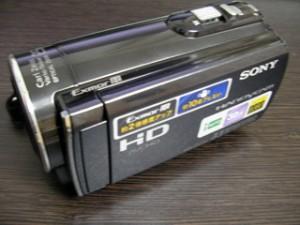 SONY ハンディカム HDR-CX170 データ復旧東京都品川区