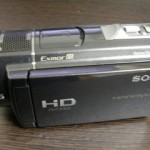 SONY HDR-CX520V のデータ救出事例:和歌山県新宮市