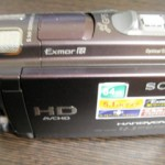 SONY HDR-CX560V データ救出