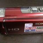 SONY HDR-CX180 データ復旧 東京都東村山市
