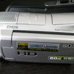 SONY ハンディカム HDR-SR11 データ復旧 福岡県朝倉郡