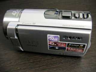 SONY HDR-CX180 データ復旧 埼玉県さいたま市のお客様