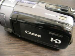 Canon iVIS HF S10 ビデオカメラデータ復元 愛知県小牧市