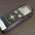 IC RECORDER ICD-UX523F SONY データ復旧