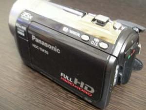 Panasonic HDC-TM70 ビデオカメラ復元 東京都足立区