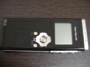 Voice-Trek V-61 ICレコーダー データ復旧 東京都世田谷区のお客様