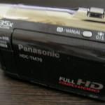 Panasonic HDC-TM70 データ復旧 静岡県富士市のお客様