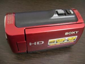SONY HDR-CX120 データ救出 神奈川県相模原市のお客様