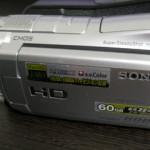 SONY ハンディーカム HDR-SR11 データ復旧 茨城県つくば市のお客様