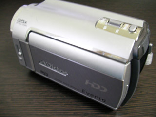 ビクター GZ-MG210 ビデオカメラデータ復旧 神奈川県相模原市