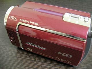 Victor Everio GZ-MG330-R ビデオカメラデータ救出 愛知県新城市