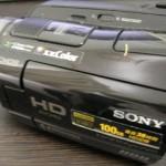 HDR-SR8 SONY ビデオカメラ データ復旧 愛知県豊橋市