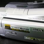 ハンディカムデータ復元 SONY HDR-SR11 福島県相馬市