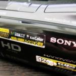 HDR-SR12 SONY ビデオカメラ データ回復 東京都国立市