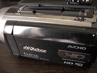 データ復旧 GZ-HD30-B Everio ビクタービデオカメラ東京都足立区