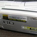 データ復旧 HDR-SR11 フォーマットエラー 広島県三原市