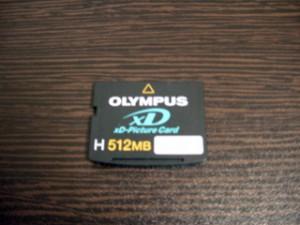 xDカード フォーマットしてください オリンパスのデジカメ