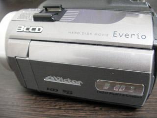 GZ-HD6 ビクター ビデオカメラ復元 神奈川県横浜市青葉区
