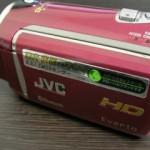 GZ-HM570-R JVC Everio 管理ファイル更新 福岡県大牟田市