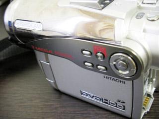 DZ-HS403 HITACHI ハイブリッドカム HDDを初期化 神奈川県横浜市