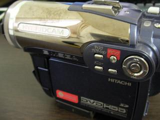DZ-HS303 フォーマットしたビデオカメラのデータ復旧 神奈川県横浜市鶴見区
