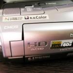 HDR-SR7 全ての動画が消えていた SONYハンディカム 三重県津市