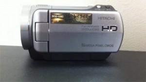 HDDエラーが発生しました。初期化しますか? DZ-HD90 日立ビデオカメラ データ復旧