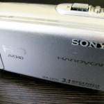 HDR-CX170 ビデオカメラのデータが消えてしまった 大阪府阪南市