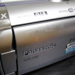 SDR-H80 Panasonic ビデオカメラのデータ復旧