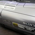 HDR-SR7 SONY ハンディカムのデータ復旧