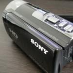 HDR-CX180 SONY ビデオカメラを初期化した