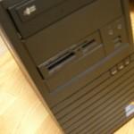 電源を入れるとXPのロゴが出る前に止まるPCのデータ復旧