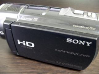 ビデオカメラのデータ復元に成功しました。 SONY HDR-CX520V
