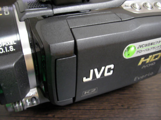 GZ-HM400 ビデオカメラのデータ救出