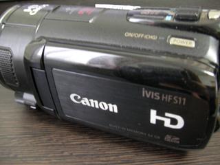 キャノンiVIS HFS11 ビデオカメラの復元に成功しました