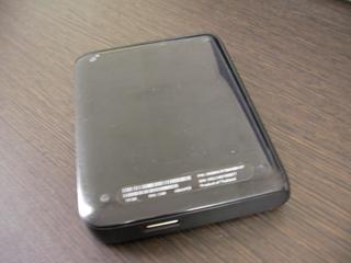 HDDのデータ復元 WD My Passport Essential