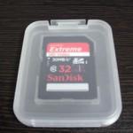 SONY HD7 ビデオカメラのSDカードが消えた 東京都杉並区