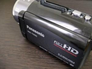 HDC-TM90 パナソニックビデオカメラのデータ復旧