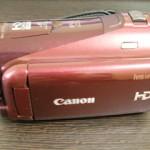 HF M41 iVIS キャノン ビデオカメラの復元に成功