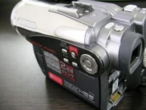 HITACHI DZ-HS503 ビデオカメラのデータ復旧